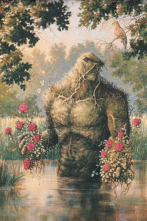 Cousin Swampy