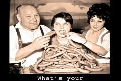 sausage-girl